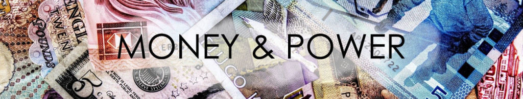Money and Power Header